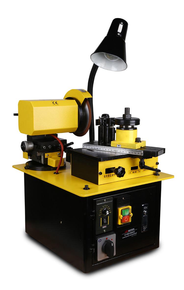 焊接锯片磨齿机