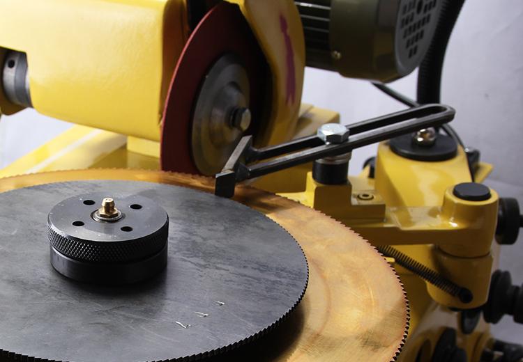 圆锯片磨齿机