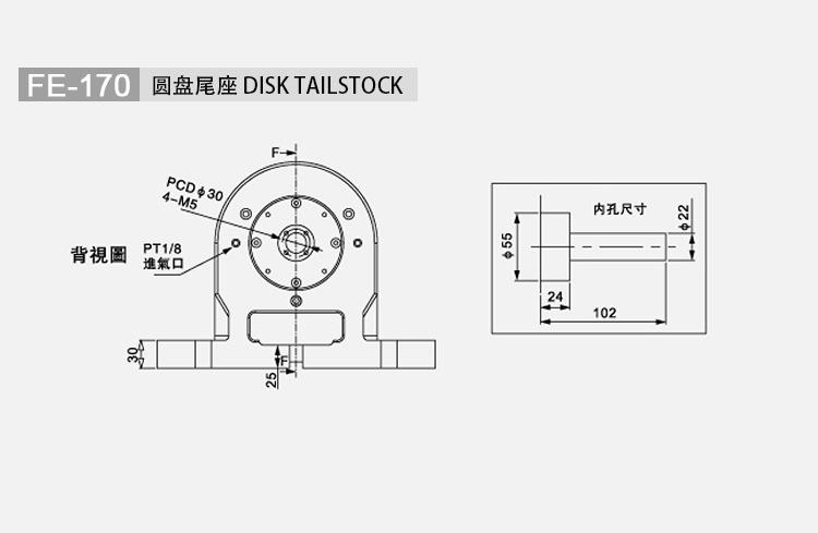 精密CNC分度盘